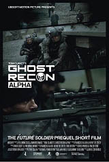 Tom Clancy's Ghost Recon: Alpha Movie Poster