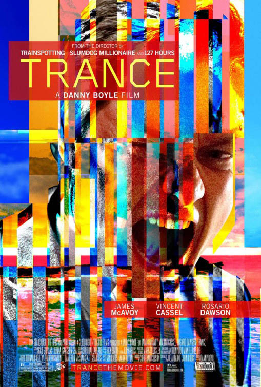 Trance Large Poster