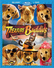 Treasure Buddies Movie Poster