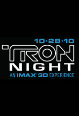 TRON Night: An IMAX 3D Experience Movie Poster