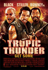 Tropic Thunder Movie Poster