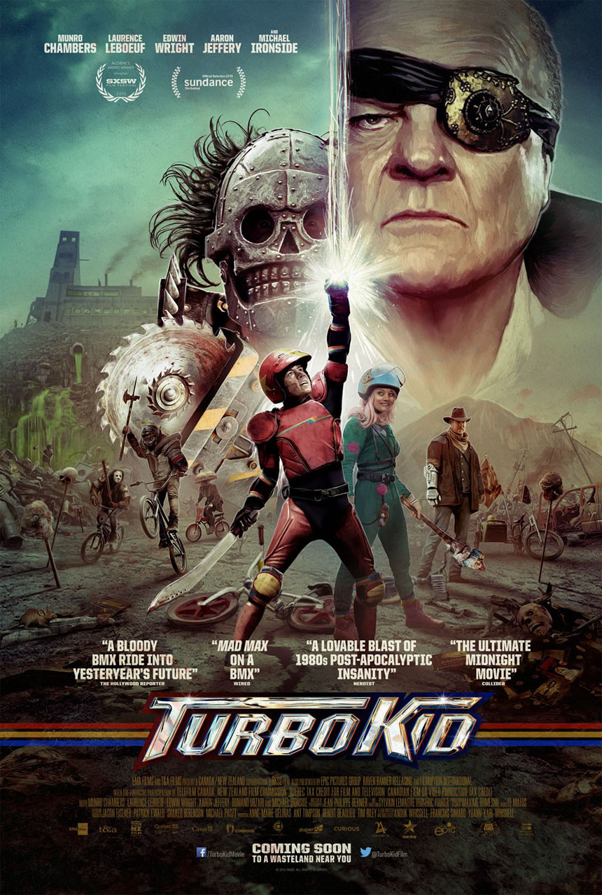 Turbo Kid Large Poster