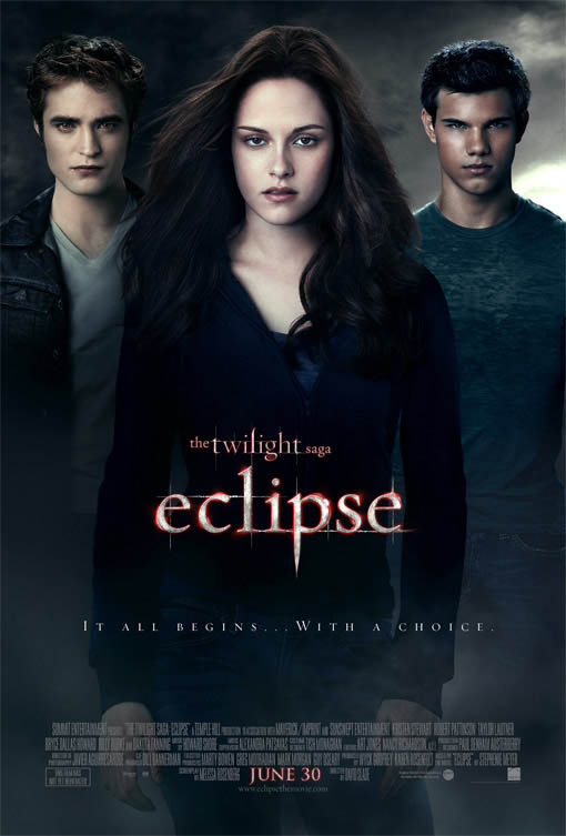 The Twilight Saga: Eclipse Large Poster