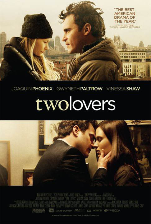 Two Lovers Large Poster