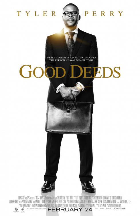 Tyler Perry's Good Deeds Large Poster