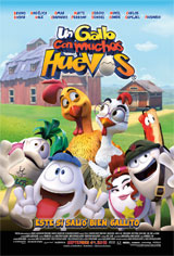 Un gallo con muchos huevos Movie Poster