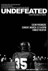 Undefeated Movie Poster
