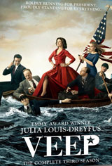 Veep: The Complete Third Season Movie Poster