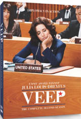 Veep: The Complete Second Season Movie Poster