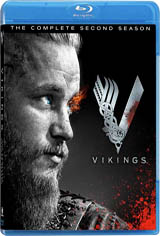 Vikings: The Complete Second Season Movie Poster