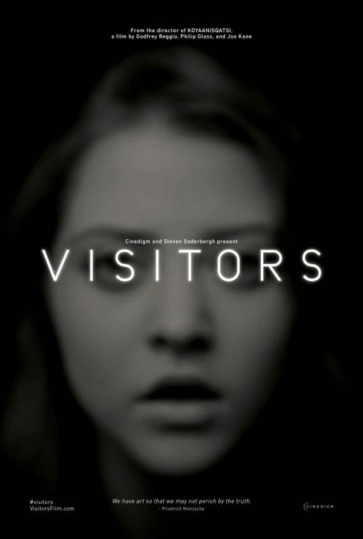 Visitors (v.o. sans dialogue) Large Poster