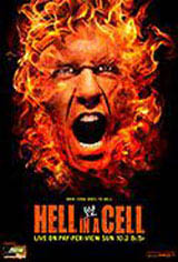 WWE Hell in a Cell 2011 Movie Poster