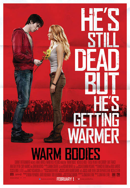 Warm Bodies Large Poster