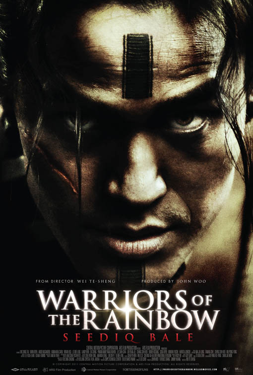 Warriors of the Rainbow: Seediq Bale Large Poster