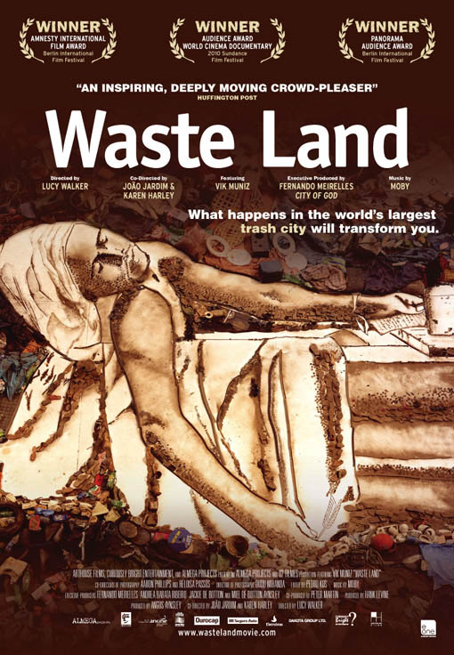 Waste Land (2010) Large Poster
