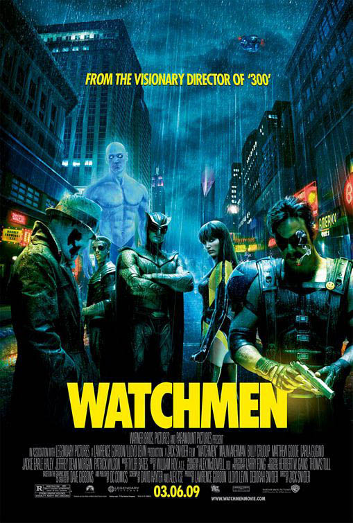 Watchmen Large Poster