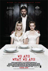 We Are What We Are Movie Poster