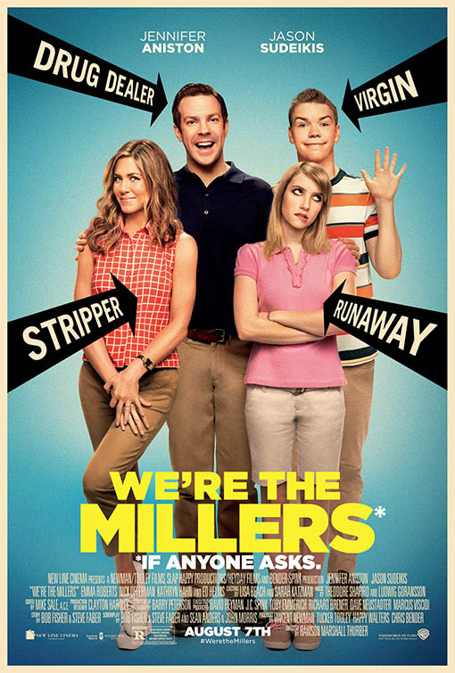 We're the Millers Large Poster