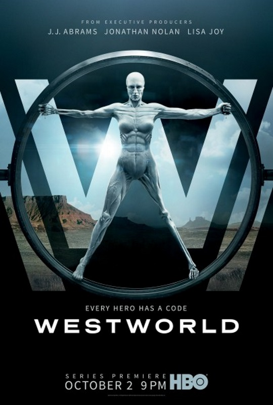 Westworld (HBO) Large Poster