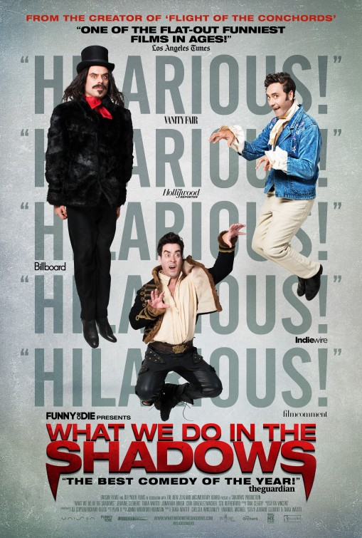 What We Do in the Shadows Large Poster