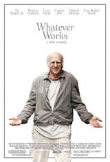 Whatever Works Movie Poster