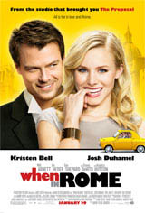 When in Rome Movie Poster