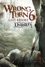 Wrong Turn 6: Last Resort Movie Poster
