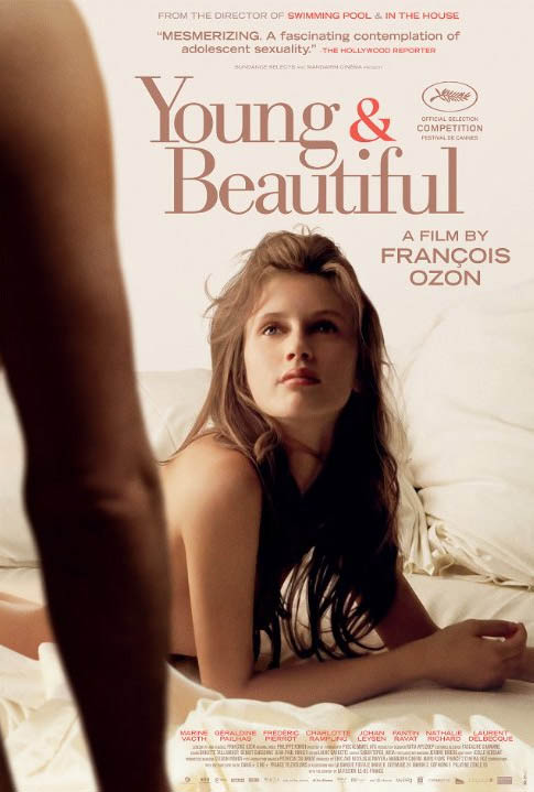 Young & Beautiful  Large Poster