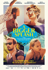 A Bigger Splash Movie Poster Movie Poster