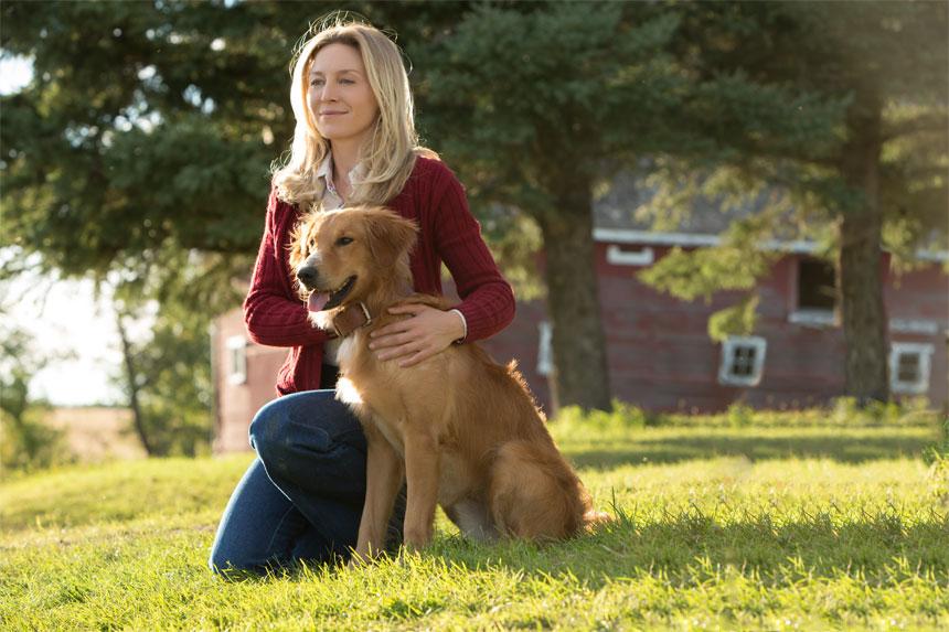 Juliet Rylance A Dog S Purpose