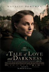 A Tale of Love and Darkness Movie Poster