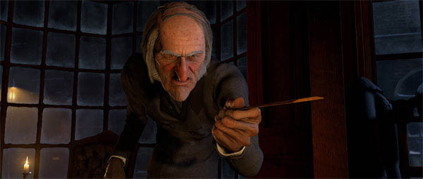 Disney's A Christmas Carol 3D Photo 8 - Large