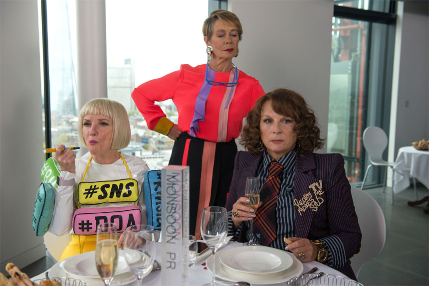Absolutely Fabulous: The Movie Photo 17 - Large