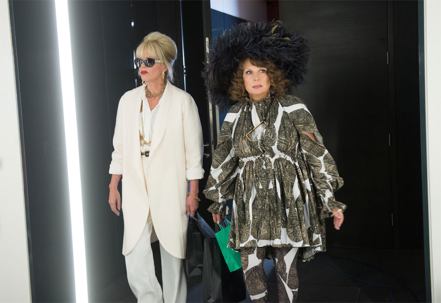 Absolutely Fabulous: The Movie Photo 20 - Large