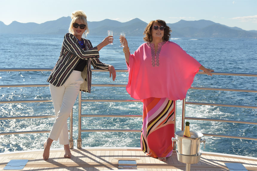 Absolutely Fabulous: The Movie Photo 8 - Large
