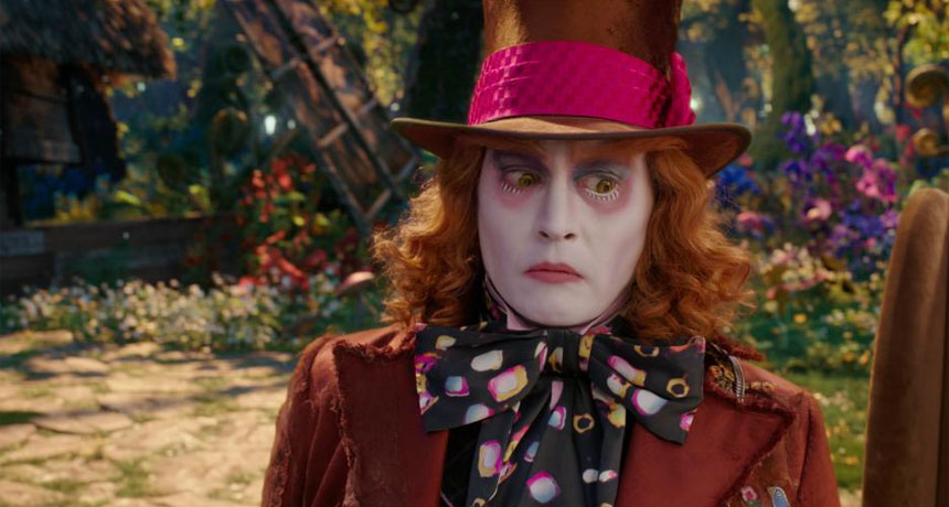 Alice Through the Looking Glass Photo 12 - Large