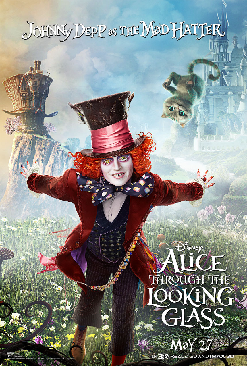 Alice Through the Looking Glass Photo 36 - Large