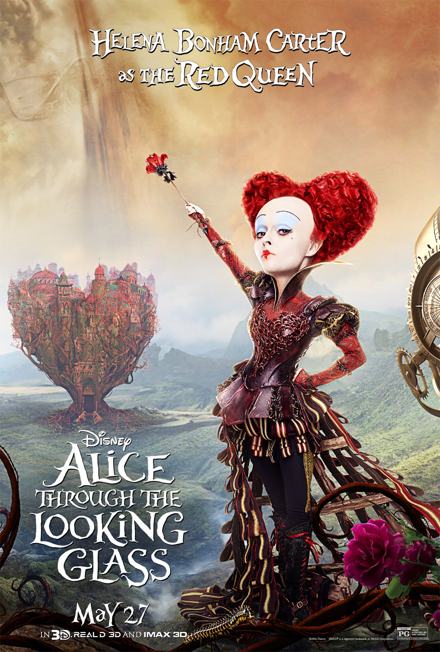 Alice Through the Looking Glass Photo 38 - Large