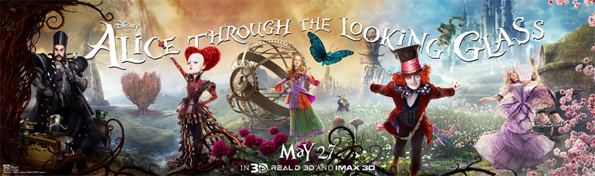 Alice Through the Looking Glass Photo 2 - Large