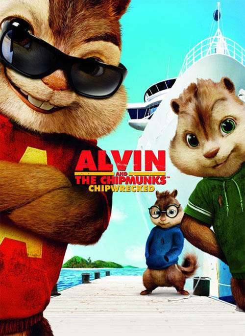 Alvin and the Chipmunks: Chipwrecked Photo 12 - Large