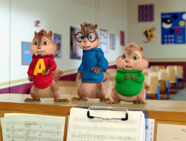 Alvin and the Chipmunks: The Squeakquel Photo 15 - Large