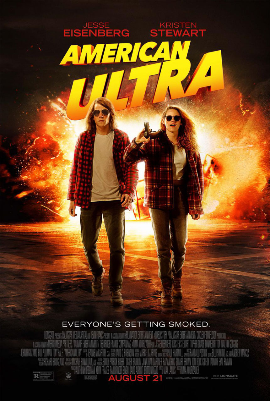 American Ultra Photo 4 - Large