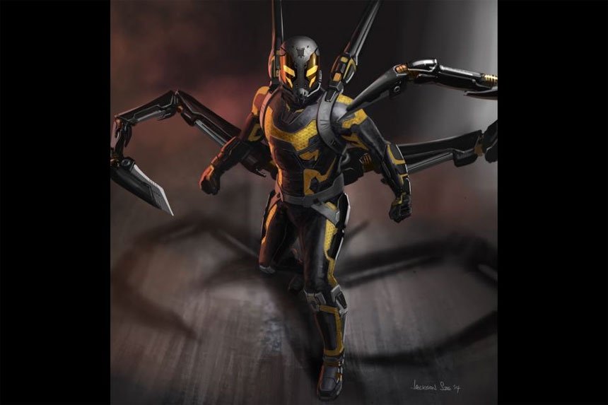 Ant-Man Photo 4 - Large