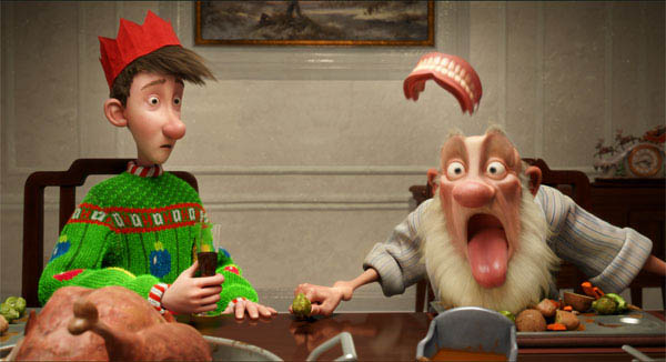 Arthur Christmas Photo 12 - Large
