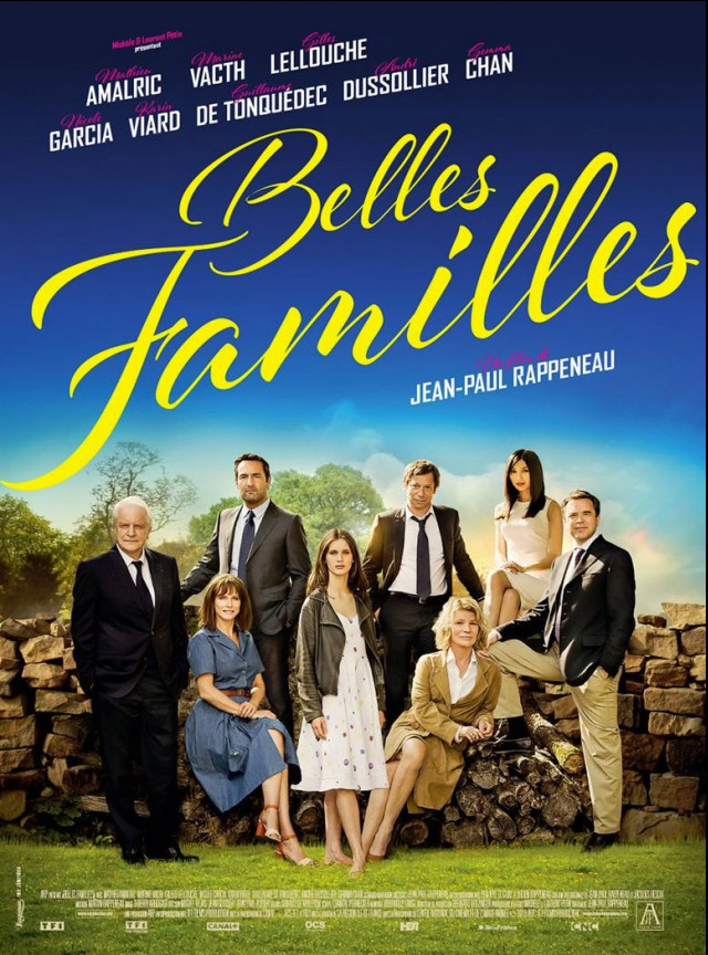 Families Large Poster