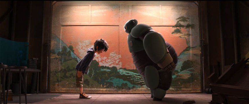 Big Hero 6 Photo 19 - Large