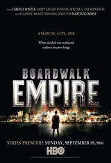 Boardwalk Empire: The Complete First Season Movie Poster