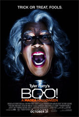 Tyler Perry's BOO! A Madea Halloween Movie Poster