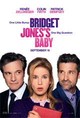 Bridget Jones's Baby Movie Poster Movie Poster