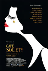 Café Society Movie Poster Movie Poster